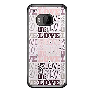 Loud Universe Samsung Galaxy Note 4 Love Valentine Files A Valentine 61 Transparent Edge Case - Red/White