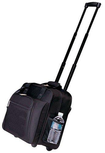 WB-6335 Yens® Yens Fantasybag Wheeled Computer Business briefcase-Black