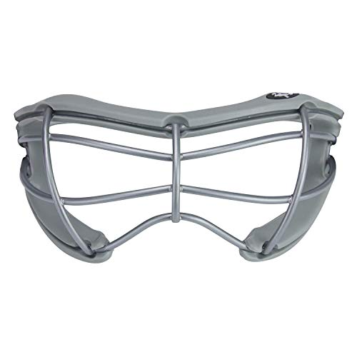 STX Field Hockey 2See-S Dual Sport Goggle, Adult, Grey