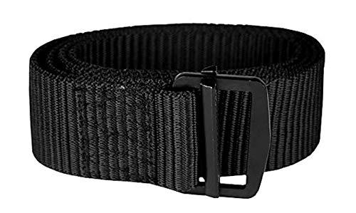 Certified Marine Martial Arts Rigger Belt - BLACK ()