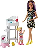 Barbie Skipper Babysitters Inc. Potty Training Playset