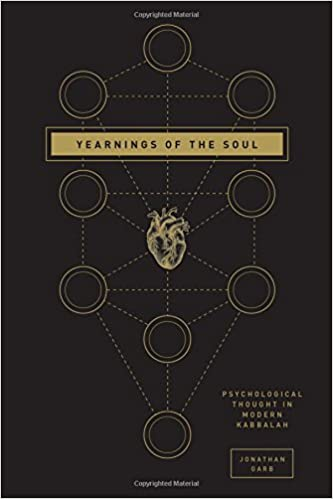 Yearnings of the Soul: Psychological Thought in Modern Kabbalah