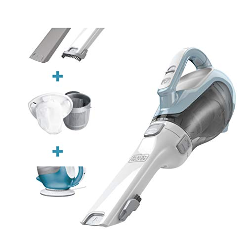 BLACK+DECKER dustbuster Handheld Vacuum, Cordless, 16V (CHV1410L) (Best Dry Iron Box In India)