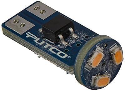 Putco 280003A Type T Amber LED Stick Bulb - Pair