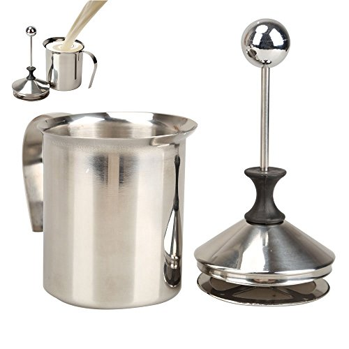 Lysport 400ml Stainless Steel Milk Frother