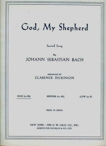 Bach Soprano Sheet Music - 8