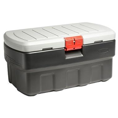 Rubbermaid 1191 ActionPacker Storage Box, 35-Gallon