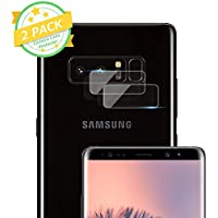 Galaxy Note 8 Camera Lens Protector - [2 PACK] ICHECKEY...