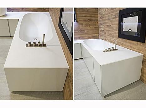 Vasca Da Bagno Rivestita : Vasche da bagno antonio lupi dimora vasca da bagno rettangolare