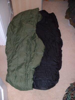 MILITARY 2PIECE MODULAR COMPRESSION SLEEPING BAG SYSTEM, Outdoor Stuffs