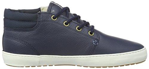 Lacoste Ampthill Terra Blw 2, Women's Low-Top Sneakers Blau (Dk Blu/Dk Blu Db4)