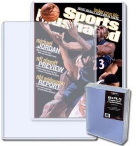 9 X 11.5 X 7 mm - Magazine Topload Holder (25 per pack)