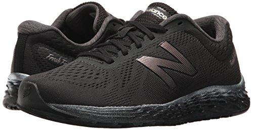 New Balance Women's Arishi v1 Fresh Foam Running Shoe, Black, 5 B US by New Balance (Image #6)