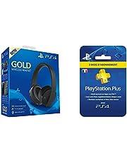 -25% sur le Casque Gold + 3 mois d'abonnement au PlayStation Plus