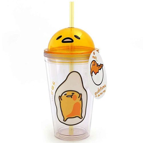 - Enesco Gift Gudetama for Our Name Is Mud Gudetama Tumbler