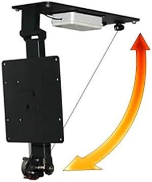 Mecatronica Book 50 soporte TV de techo motorizada con mando a ...