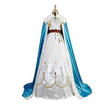 1894443a5fc06 Fate Grand Order キャスター 永久凍土帝国 アナスタシア 獣国の皇女 風 コスプレ衣装