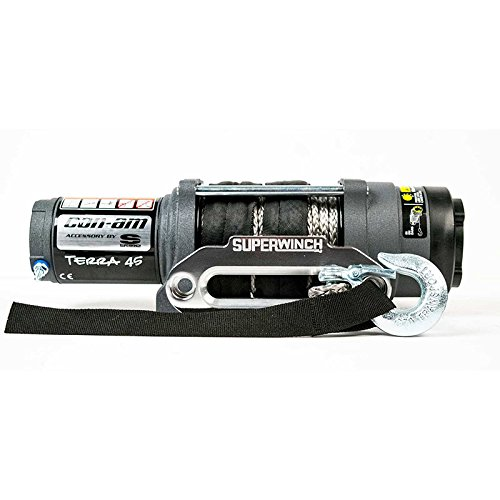 Can-Am New OEM Terra 45SR Winch by Superwinch Defender Maverick MAX, 715004446 ()