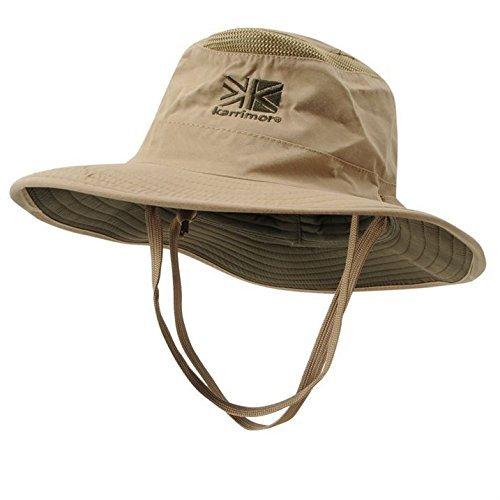 抗生物質底知覚できるkarrmimor カリマー hunter hut ハンター ハット アウトドア 帽子 ユニセックス(並行輸入)