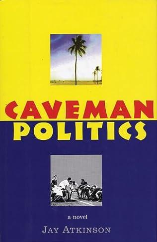 book cover of Caveman Politics