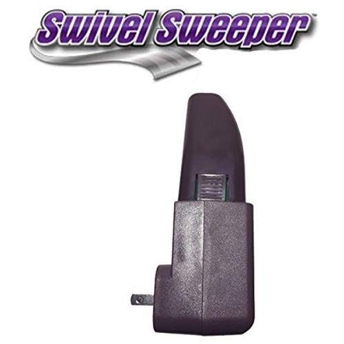 Replacement Batter and Charger for All Swivel Sweepers (Eggplant)