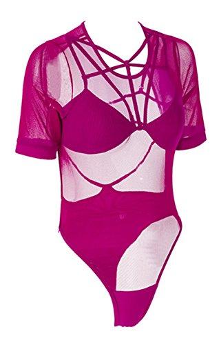 Frieda Fashion - Traje de una pieza - para mujer morado