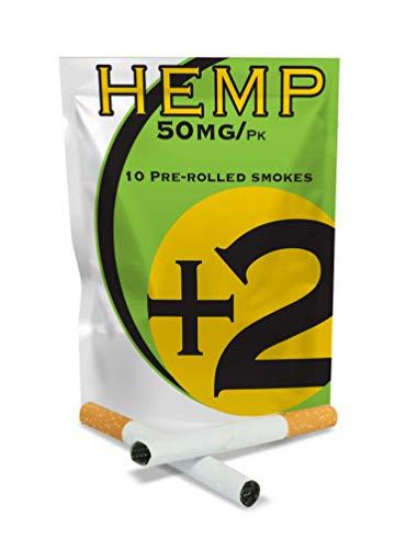 (+2 Hemp Cigarettes)