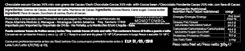 Momotombo - Bombones de Chocolate Negro - Cacao de Nicaragua ...