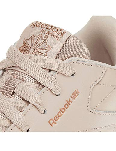 Reebok Chalk Classic Multicolore Chaussures Rm Bare Fille Fitness Leather Beige 000 de 6a6pTw