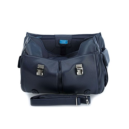 Piquadro Modus 15'' Serviette compartiment pour ordinateur portable bleu