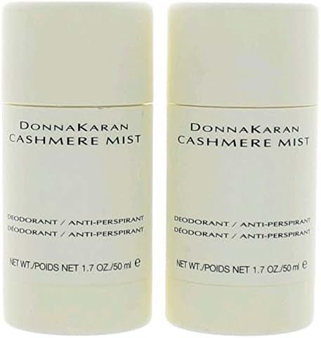 CASHMERE MIST by Dóññá Káráñ 2 x 1.7 oz Deodoránt Anti-Perspiránt Stick for Women