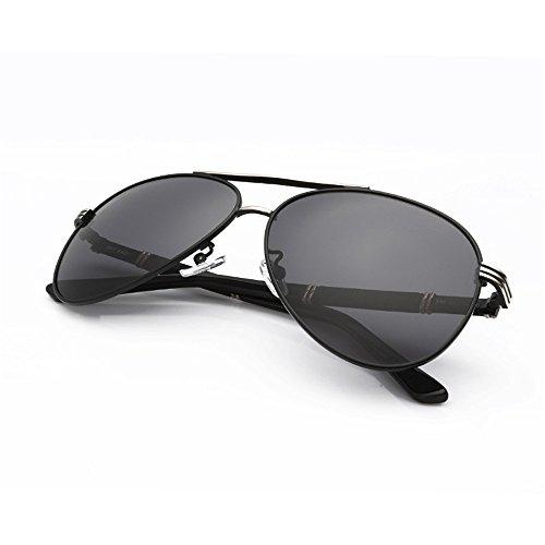 plein de lunettes soleil de de Convient lunettes de Hommes Sports de Pilote air soleil grenouille Lunettes polarisés polaris Voyager miroir de polarisées Lunettes de voler Verres soleil soleil pour q41EwCxx