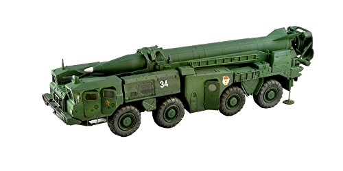 Missile Kit - Toxso Model 1/72 Scud-B & Launcher, Soviet Tactical Missile Model Kit