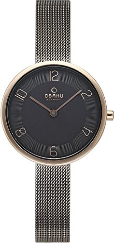 OBAKU watch VAND GRANITE 2 needle V195LXVJMJ Ladies