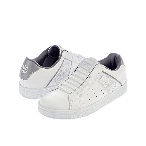 White Sneakers Royal Icon Women Elastics for White 4xxP1qw