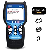 INNOVA Color Screen W/SRS & Oil Light Reset 3100j CanOBD2 Diagnostic Tool & ABS