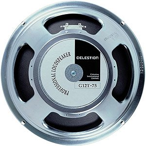 Celestion G12T-75 - 8 ohm Replacement Speaker