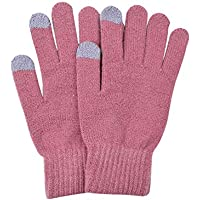 BODY STRENTH Womens Touchscreen Gloves Magic Winter Warm Cashmere