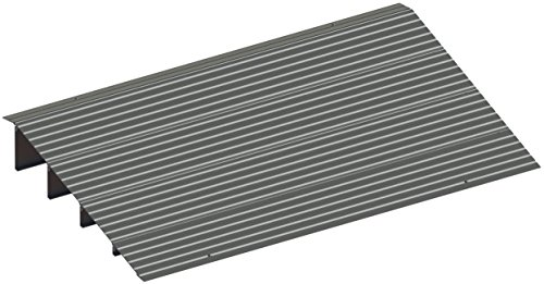 Home Wheelchair Ramps - EZ-ACCESS Transitions Modular Entry Ramp 4 Inch, 17.05 Pounds