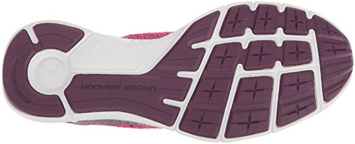 Lightning W Under Armour Running De 500 Chaussures Ua merlot Femme Rose 2 SWOWFU