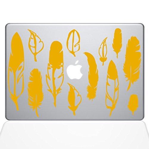 絶対一番安い The Decal Guru (1267-MAC-15X-SY) Woodland (2016 Feathers Macbook Decal Pro Vinyl Sticker - 15 Macbook Pro (2016 & newer) - Yellow (1267-MAC-15X-SY) [並行輸入品] B0788G76LN, ほねまる:4cb9e916 --- svecha37.ru