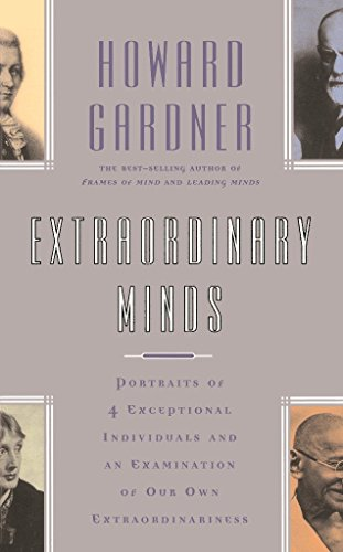 - Extraordinary Minds: Portraits Of 4 Exceptional Individuals And An Examination Of Our Own Extraordinariness (Masterminds Series)