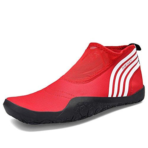 Sports Gym De Rose 47 Hommes Femmes Bleu Torisky 35 Schage Rouge Chaussures Snorkeling Yoga D'eau Aqua Noir Natation Plage Rapide q8vTnHtT