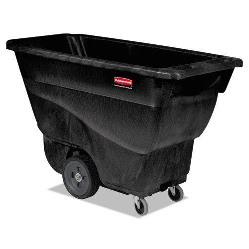 (Trash Bin Size: 0.5 Cubic Yard Heavy Duty Capacity (Renewed))
