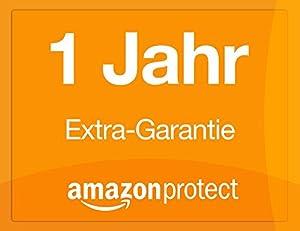 Amazon Protect 1 Jahr Extra-Garantie für Bügeleisen von 10 bis 19.99 EUR
