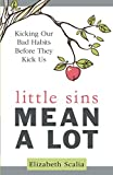 Little Sins Mean a Lot: Kicking Our Bad Habits Before They Kick Us