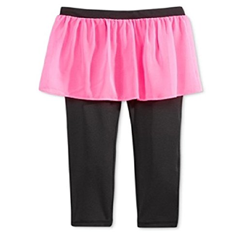 Ideology Girls' Pink Hustle Skirted Capris (XL 16) by Ideology