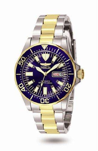 Invicta Men's 7046 Signature Collection Pro Diver Two-Tone Automatic Watch