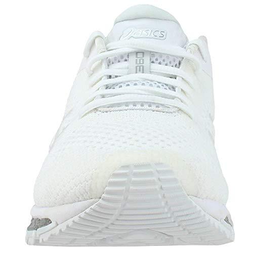 quantum Para Deporte snow Zapatillas silver De Gel Knit White Asics Hombre 360 5qwHU50