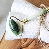 100% Natural Jade Face Roller/Anti Aging Jade Stone